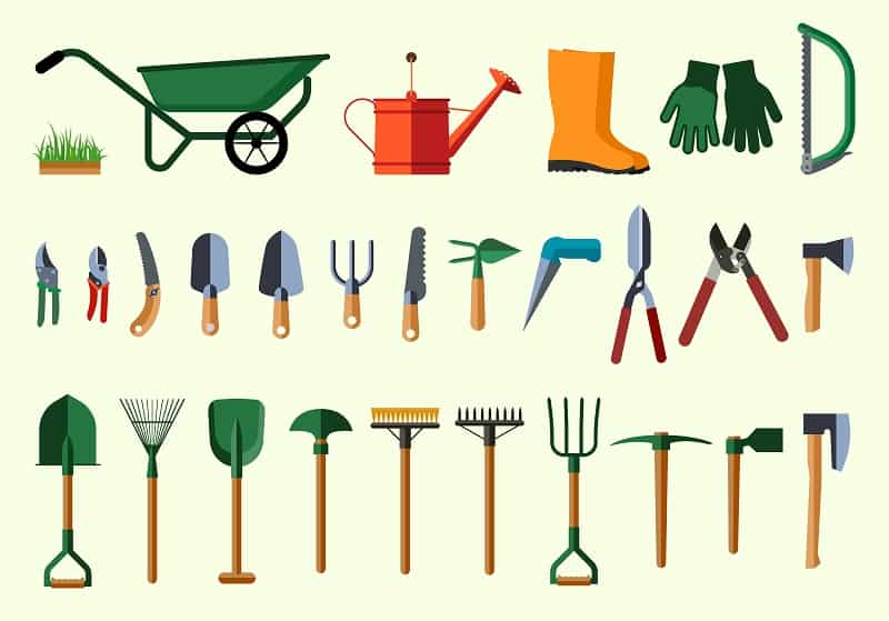 What are the best gardening tools to own